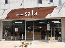 HAIR&MAKE SALA 相模大塚店店