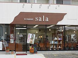 HAIR&MAKE SALA 桜ヶ丘店店